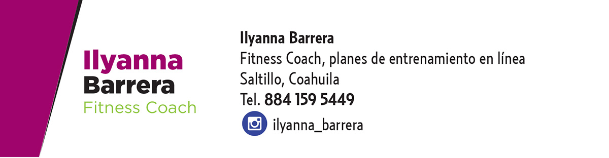 Health Coach Ilyanna Barrera