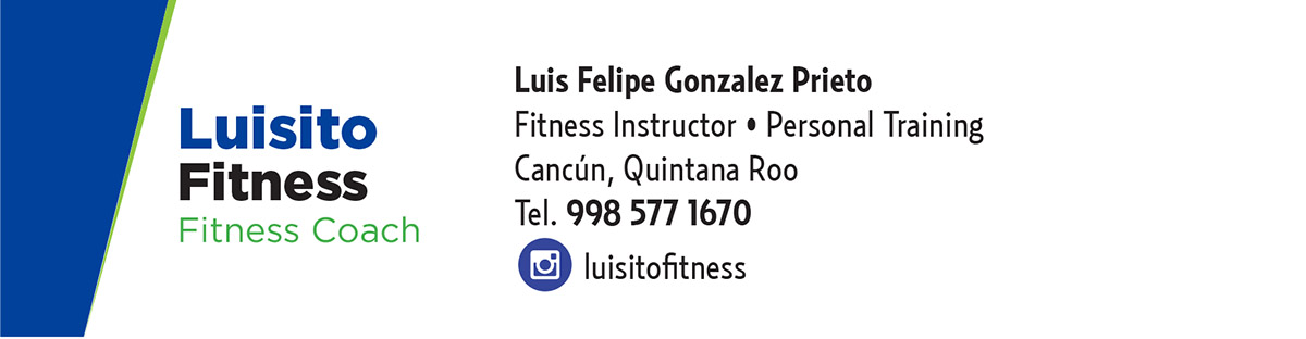 Health Coach Luisito Fitness