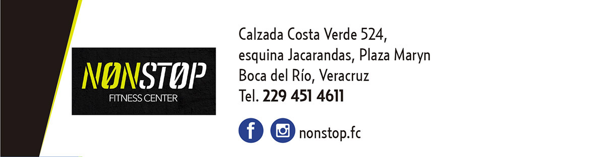 Punto de Venta NONSTOP Fitness Center